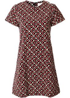 La Doublej Velvet Domino dress