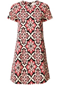 La Doublej Velvet Palazzo Rosa dress