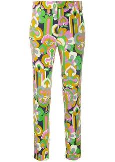 La Doublej x Mantero slim fit trousers