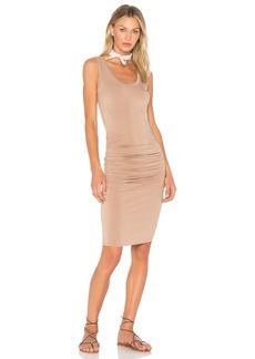 LA Made Frankie Ruched Dress