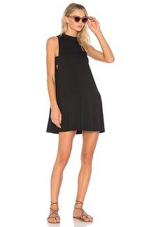 LA Made Kim Tank Dress in Black. - size L (also in M,S,XS)
