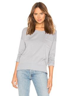 LA Made Muse Splatter Pocket Pullover