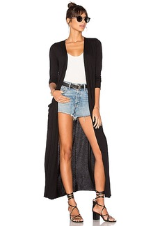 LA Made Reed Duster Cardi