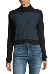 LA Made Trish Crop Sweater