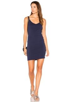 LA Made V Neck Dress