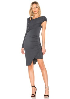 LA Made Webster Asymmetric Dress