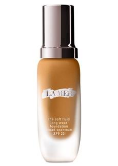 La Mer Soft Fluid Long Wear Foundation Spf 20 - 440 - Amber