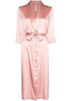 La Perla Adele silk robe