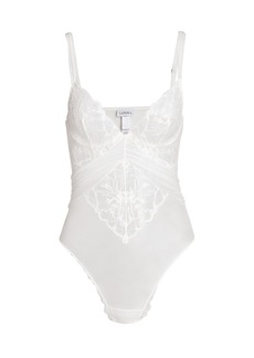 La Perla Alida Underwire Lace Bodysuit