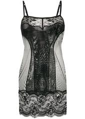 La Perla Brigitta slip dress