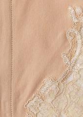 La Perla Souple Donne Lace-Trim Panty