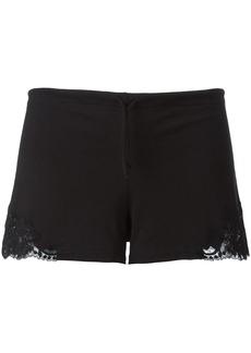 La Perla Souple lace shorts