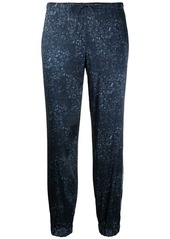 La Perla floral-print pajama trousers
