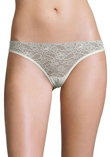 La Perla Airy Blooms Medium Brief