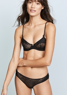 La Perla Citrine Underwired Bra