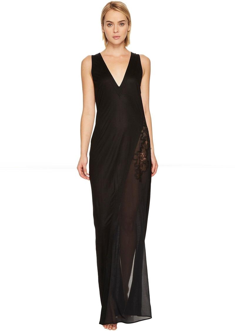 La Perla La Perla English Rose Night Gown   Sleepwear - Shop It To Me