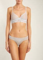 La Perla Freedom Leavers-lace triangle bra