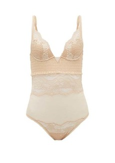La Perla Leavers lace bodysuit