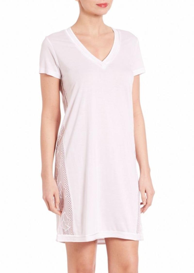 La Perla Myrta V-Neck Nightgown