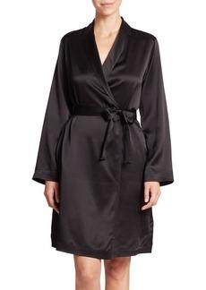 La Perla Silk Robe