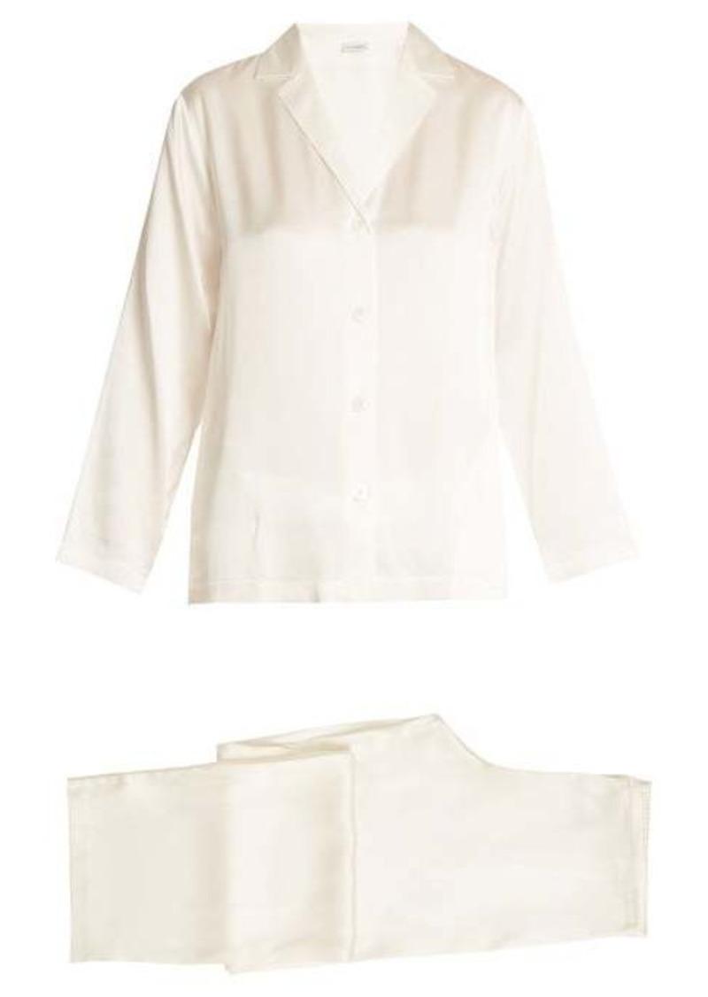 La Perla Silk-satin pyjamas