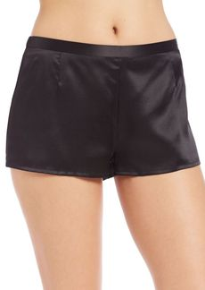La Perla Silk Satin Tap Shorts