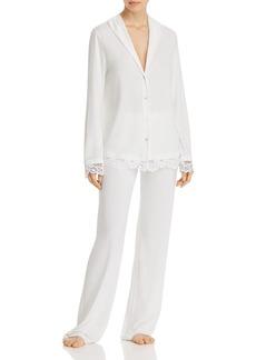 La Perla Tres Soupl� Long Pajama Set