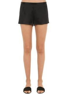 La Perla Silk Satin Shorts