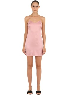 La Perla Silk Satin Sleep Dress