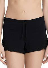 La Perla Souple Lace Trim Shorts