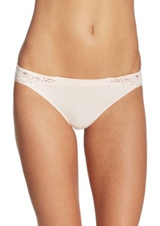 La Perla Souple Leavers Lace Thong