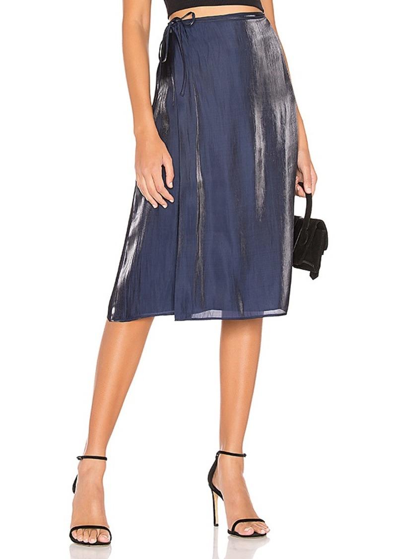 L'Academie The Amora Midi Skirt