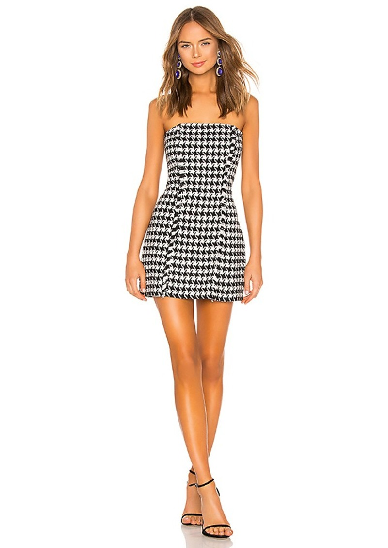 L'Academie The Beatrice Mini Dress