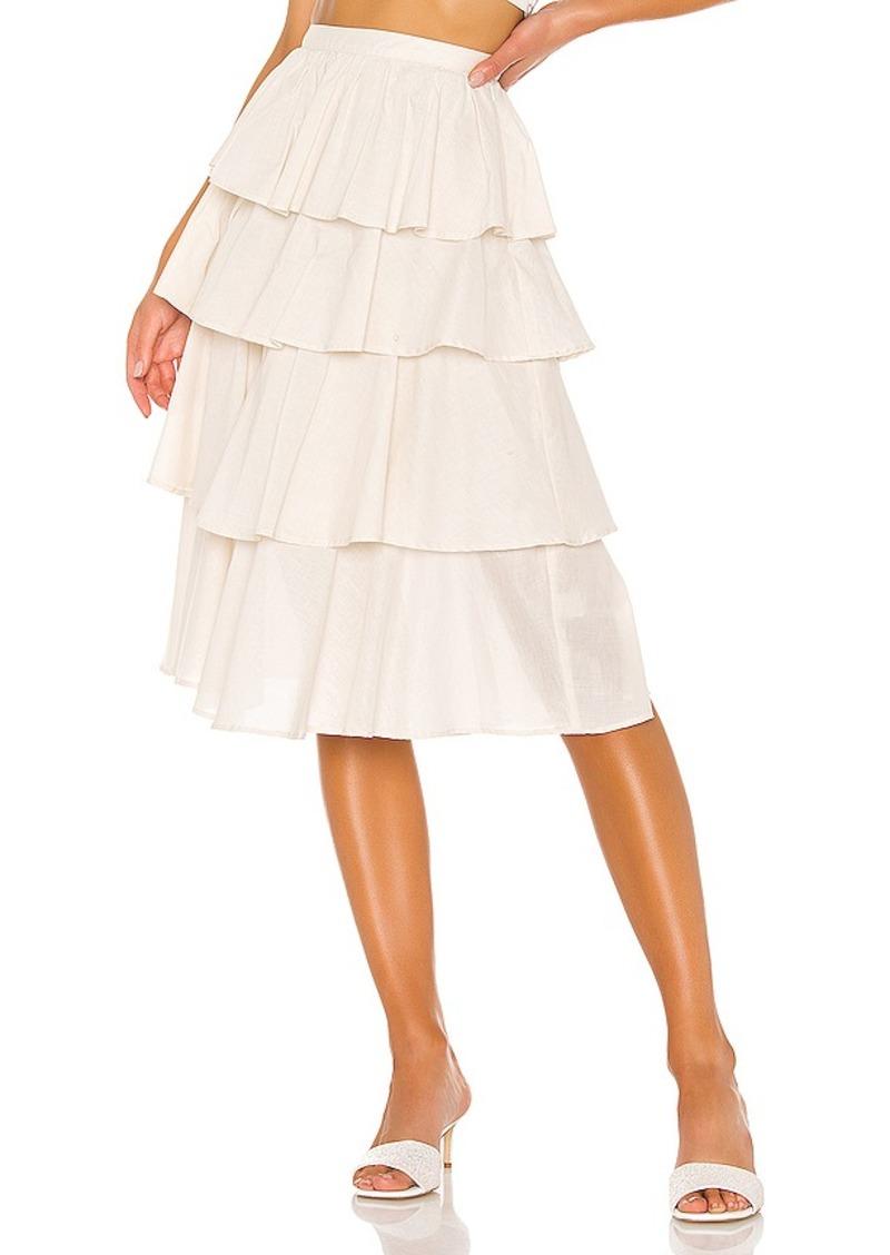 L'Academie The Chloe Skirt