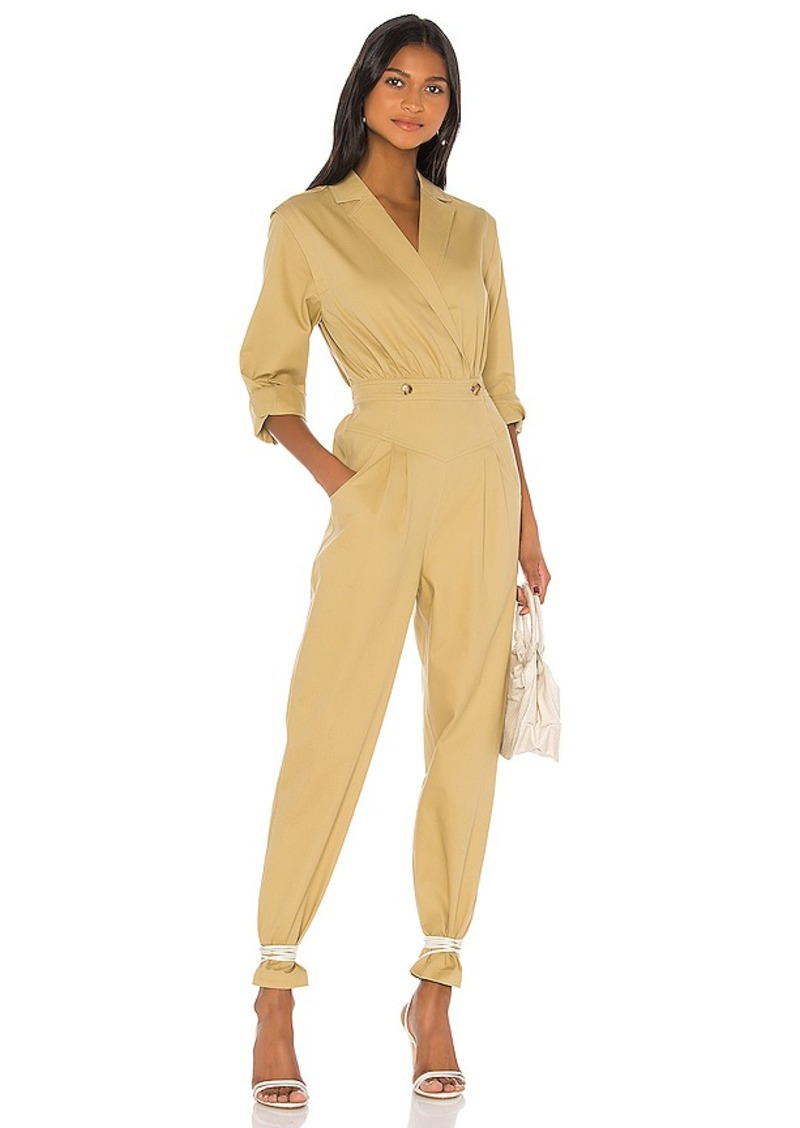 L'Academie The Coretta Jumpsuit