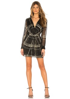0d9d7c531cf L Academie L Academie The Adelyn Mini Dress