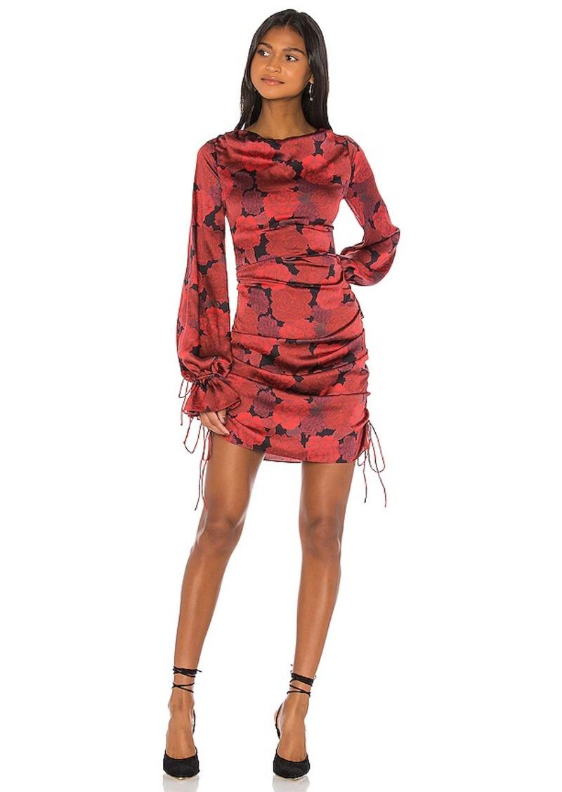 L'Academie The Gallarde Mini Dress