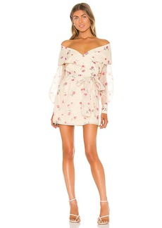 L'Academie The Liliana Mini Dress