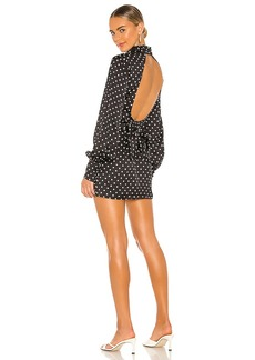 L'Academie The Liliane Mini Dress