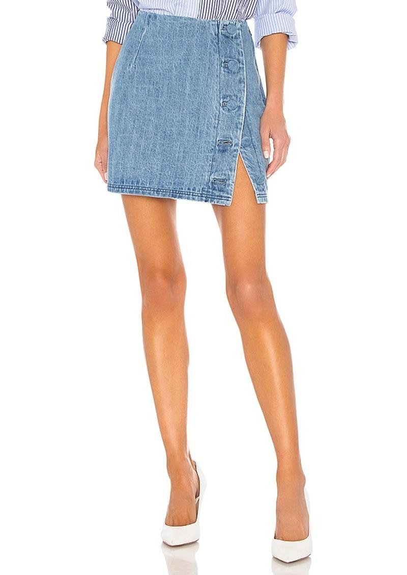 L'Academie The Lyric Mini Skirt