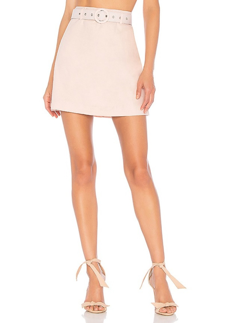 L'Academie The Paulo Mini Skirt