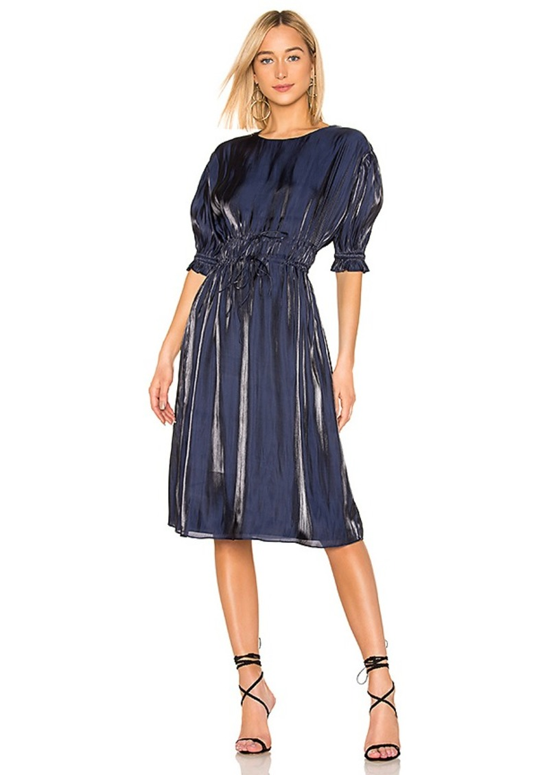 L'Academie The Yara Midi Dress
