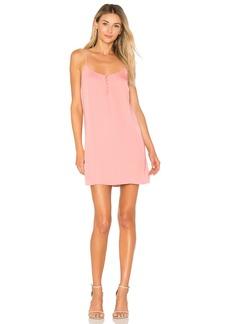 L'Academie The Mini Slip Dress