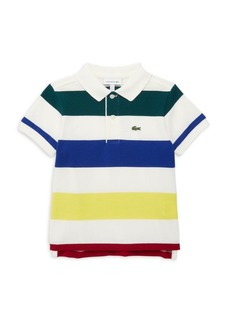 Lacoste Baby's, Little Boy's & Boy's Stripe Polo