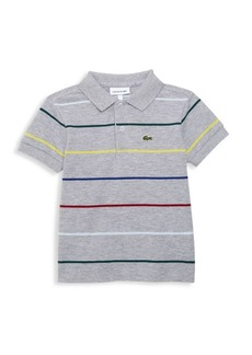 Lacoste Baby's, Little Boy's & Boy's Striped Polo