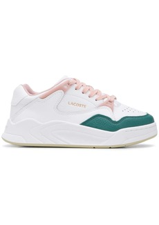 Lacoste chunky colour-block sneakers