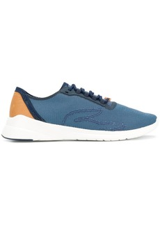 Lacoste colour-block sneakers