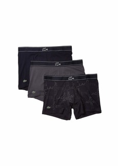 Lacoste Colours 3-Pack Trunks