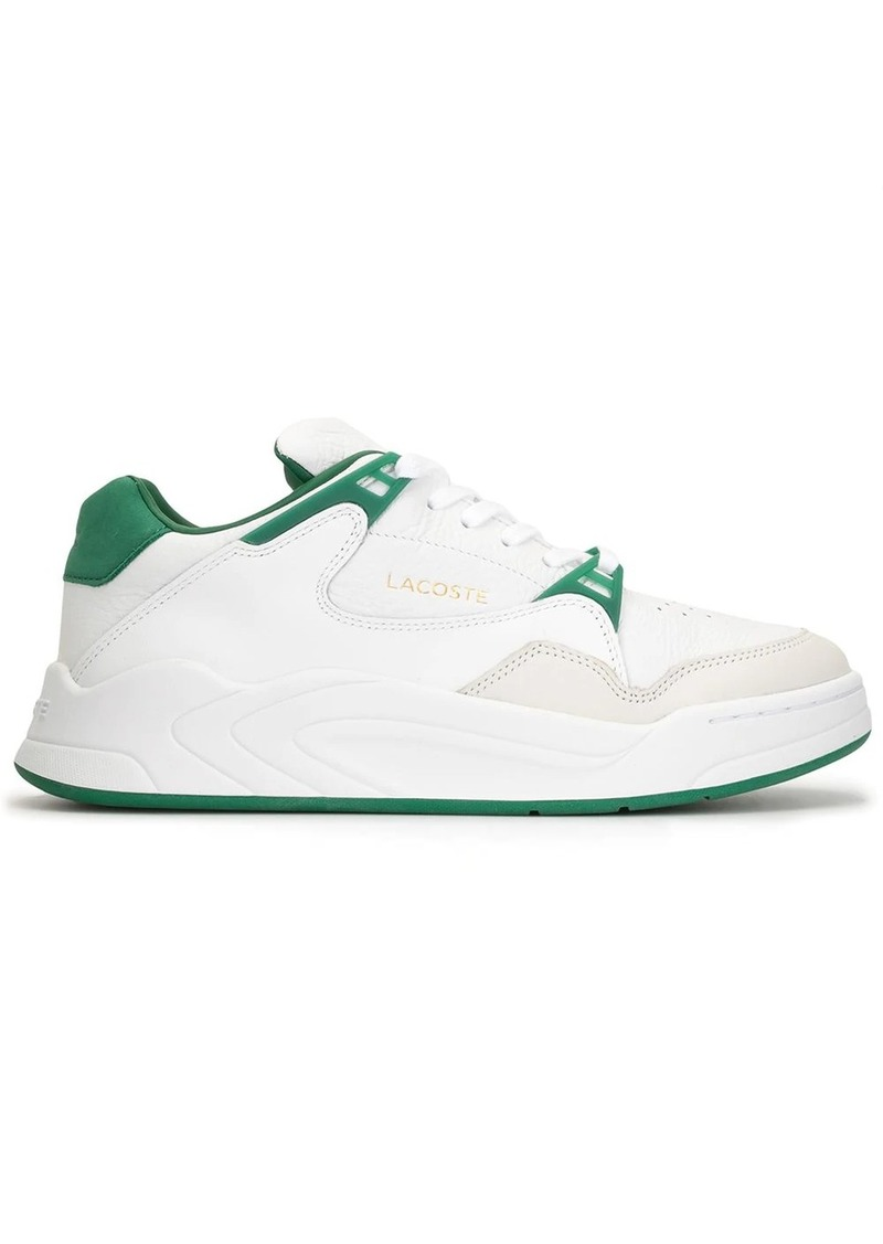 Lacoste Court Slam chunky sole sneakers
