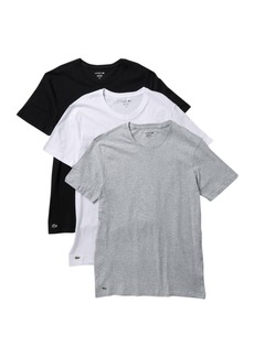 Lacoste Crew Neck Tee - Pack of 3